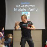 Autor Simak Büchel begeistert mit seinen Büchern