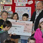 400 Euro für den Kinderschutzbund